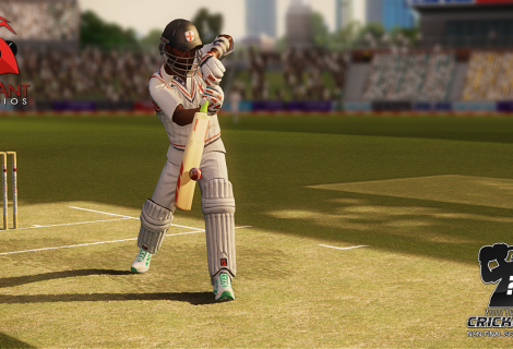 Cricket 14 Batting For PS4 And Xbox One