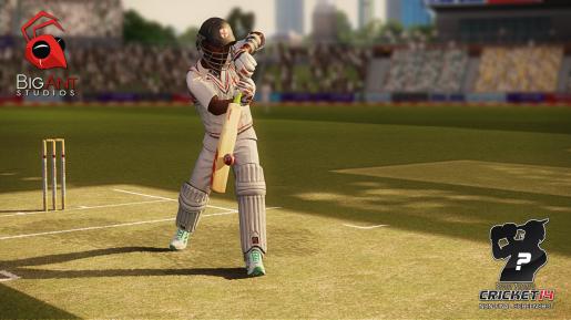 cricket 14 screenshot
