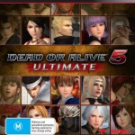 dead or alive 5 ultimate ps3 cover