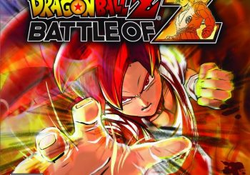 Boxart For Dragon Ball Z: Battle of Z Blasts Off