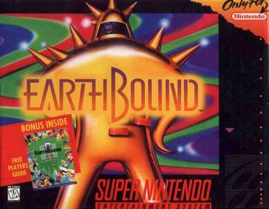 earthbound box