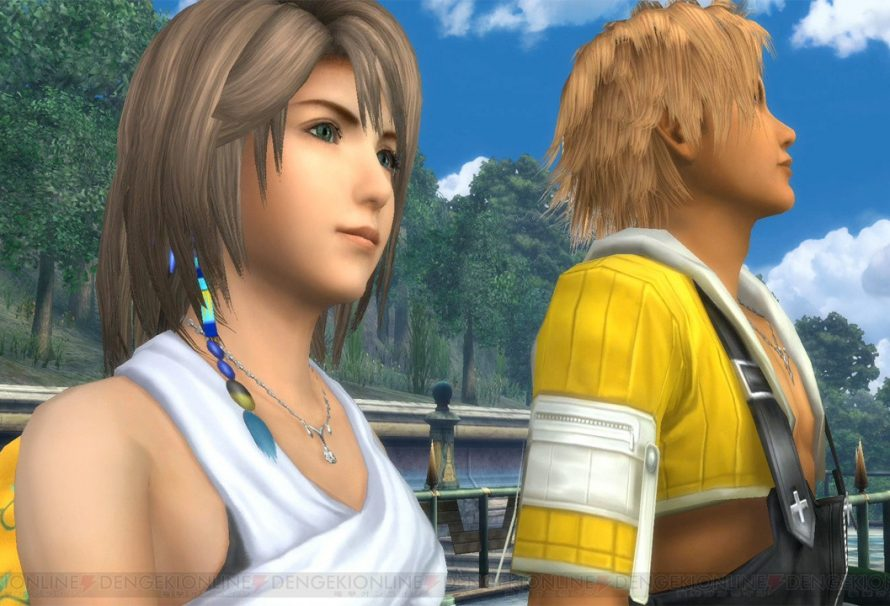First 15 Minutes of Final Fantasy X/X-2 Remaster HD