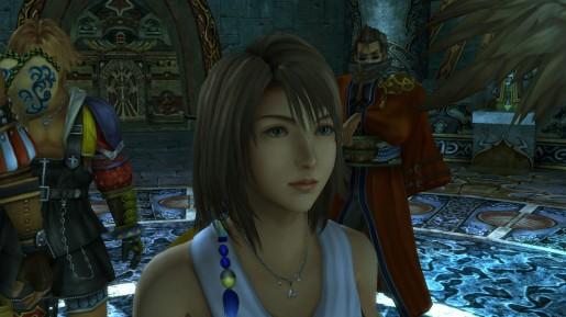 final fantasy x hd screenshot yuna