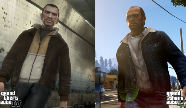 Grand Theft Auto V Righting The Wrongs Of Grand Theft Auto IV