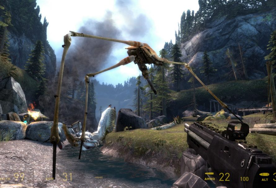 Gamers Achieve World Record By Playing Half Life 2