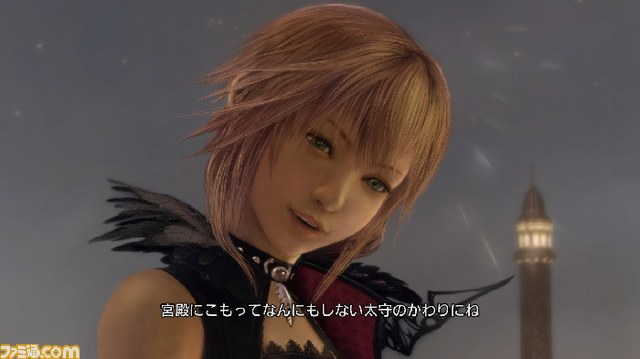 Sparkling New Lightning Returns: Final Fantasy XIII Screenshots