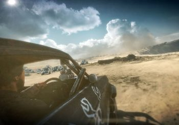 First Screenshots And Trailer Of The Mad Max Video Game