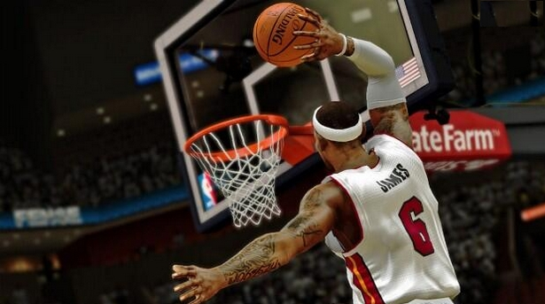 NBA 2K14 Trailer Slam Dunks To The Court