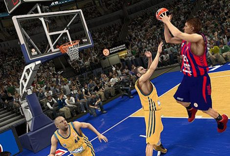 FIBA Rules To Be Added To NBA 2K14