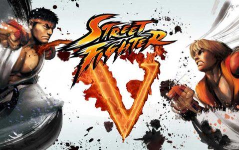 no street fighter v