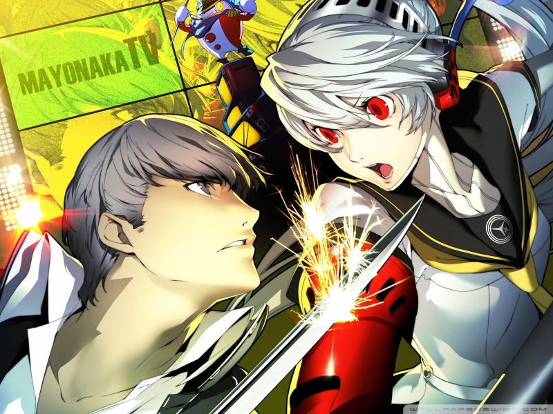 Contest: Win A Copy Of Persona 4 Arena Ultimate Edition (PS3)