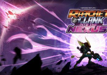 PEGI Rates Ratchet & Clank: Into The Nexus For PS Vita