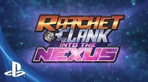 ratchet and clank nexus logo