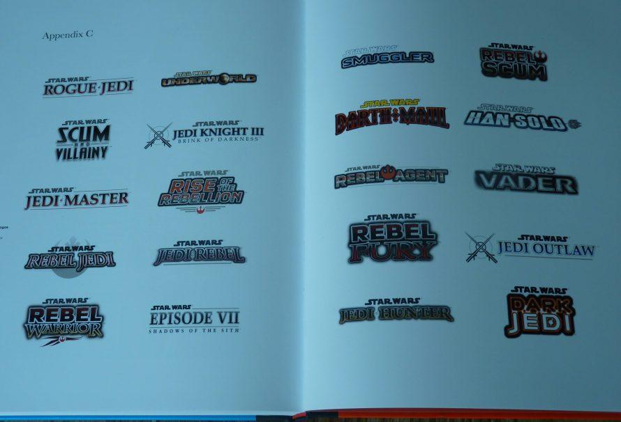 "20 Unreleased Star Wars Games ""Revealed"""