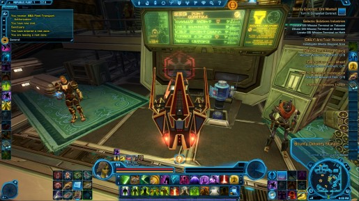 SWTOR Bounty Contract Week - 04