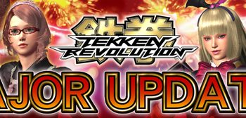 Namco Bandai Announces Huge Update To Tekken Revolution