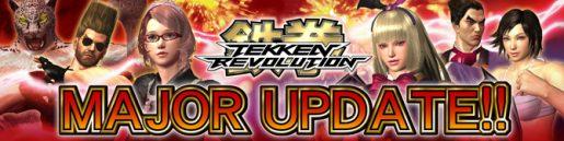 tekken revolution update