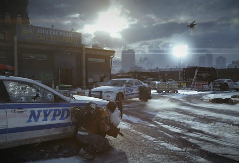 Ubisoft's The Division Won't Be Released Until Late 2014