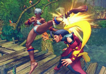 No Street Fighter Games For Wii U