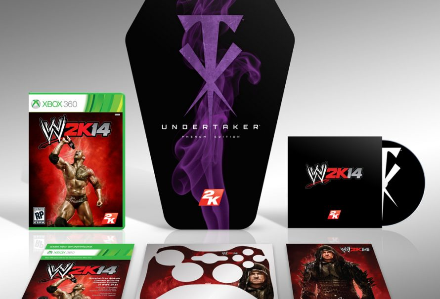 WWE 2K14's Phenom Edition Sold Out At Gamestop?