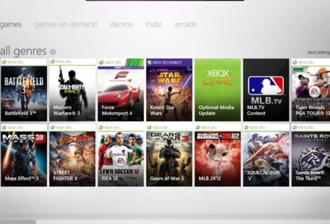 Next Xbox Live Update Gets Rid of Microsoft Points