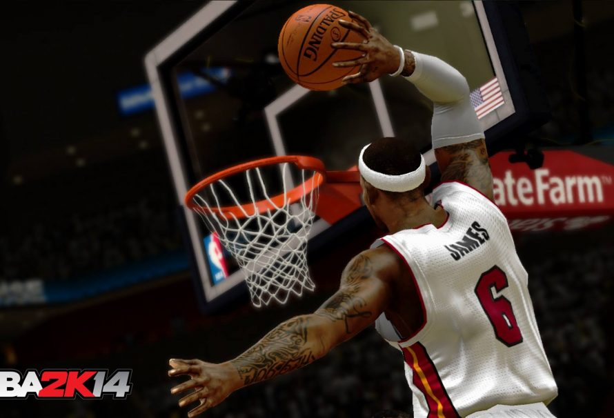 New NBA 2K14 Trailer Shows Off Signature Moves