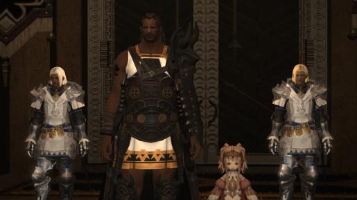 Final Fantasy XIV - Contents