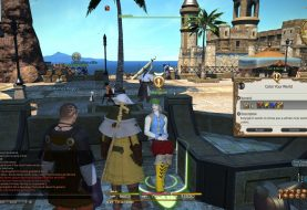 Final Fantasy XIV - How to Dye Your Own Gear