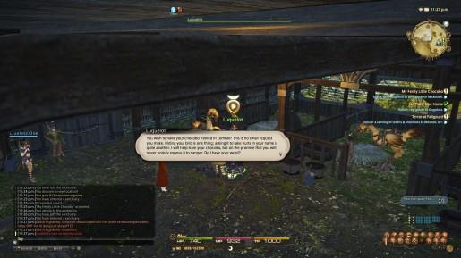 Final Fantasy XIV - Gysahl Green Chocobo Guide 02