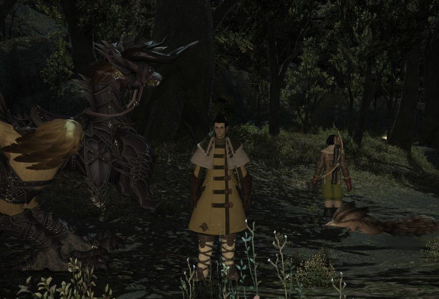 Final Fantasy XIV – How to use your Chocobo in battle