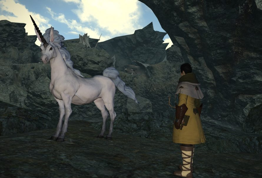Final Fantasy XIV Guide – Obtaining the Unicorn Mount
