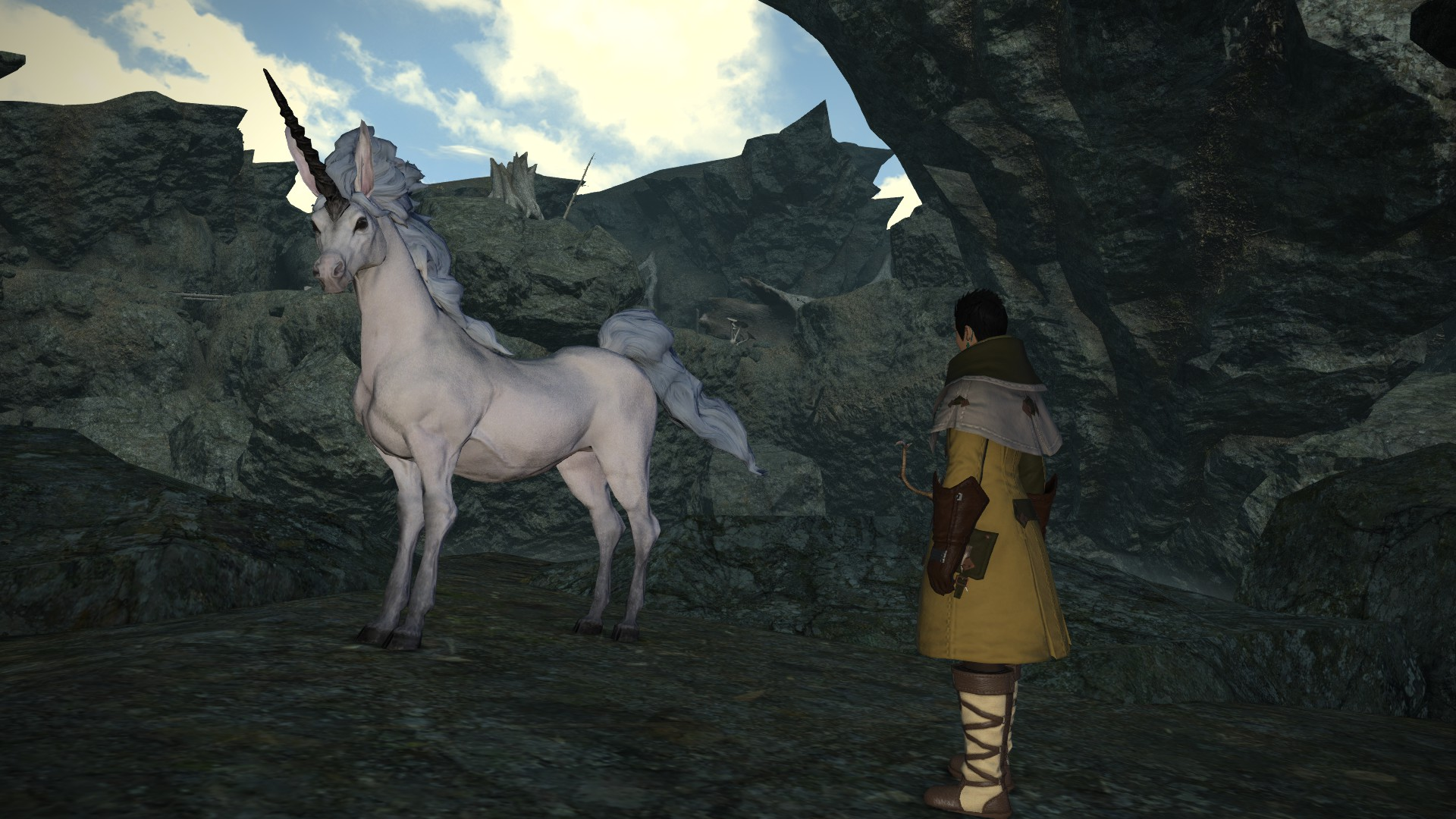 ffxiv how to get mount