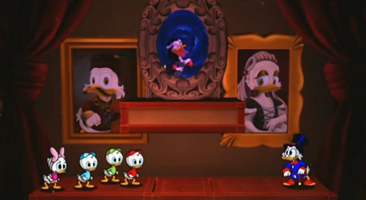 Ducktales: Remastered Background
