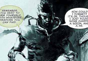 Metal Gear Solid digital graphic novels possibly getting DVD release
