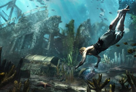 'Assassin's Creed 4: Black Flag' underwater gameplay unveiled