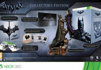Batman: Arkham Origins Collector's Edition revealed in UK