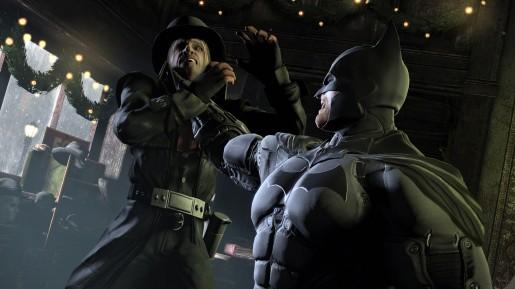 Batman: Arkham Origins Mad Hatter