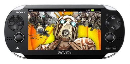 Borderlands 2 PS Vita