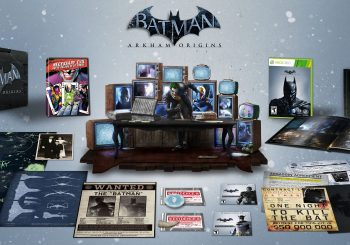 Batman: Arkham Origins Collector's Edition in North America revealed