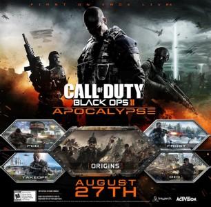 Black ops 2 Apocalypse DLC
