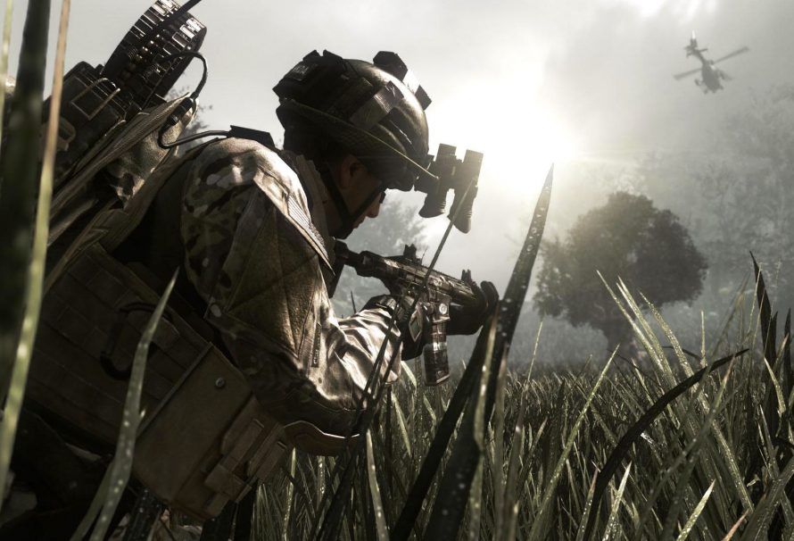 Call of Duty: Ghosts PS3 to PS4 Upgrade costs $10