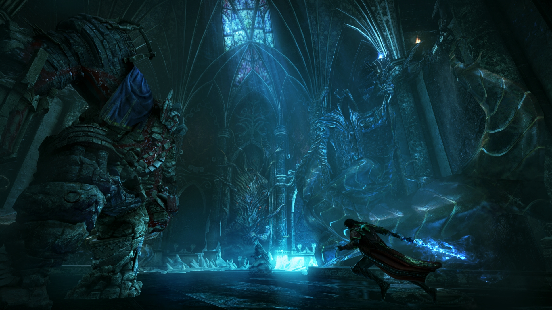 Castlevania Lords Of Shadow 2 Release Date Set