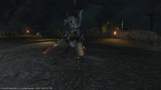 Final Fantasy XIV Denn the Orcatoothed 1