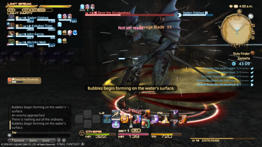 Final Fantasy XIV Denn the Orcatoothed 2