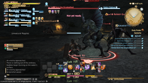Final Fantasy XIV Denn the Orcatoothed 3