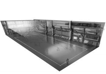 Star Citizen Hangar Module Concept Art Released