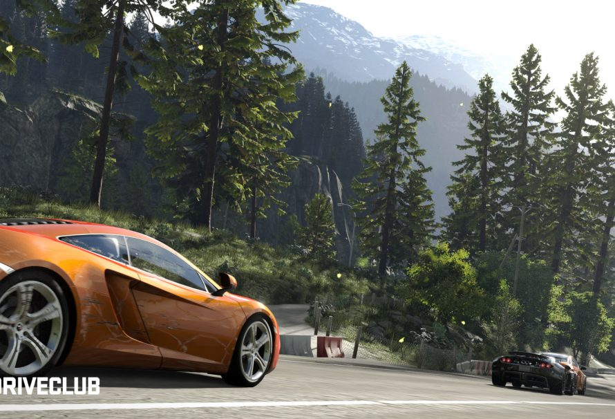 Driveclub Free Of Any Microtransactions