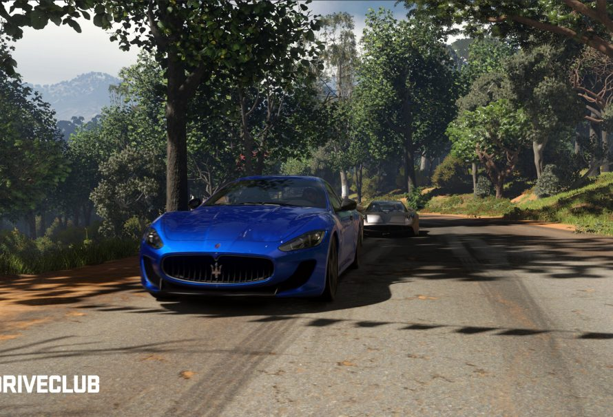 DriveClub officially delayed until early 2014