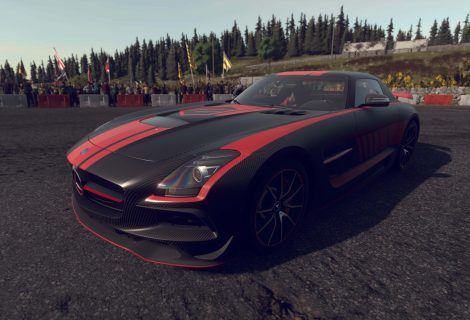 Some Awesome New Driveclub Footage Shared