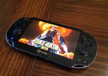 Duke Nukem 3D announced for the PS Vita
